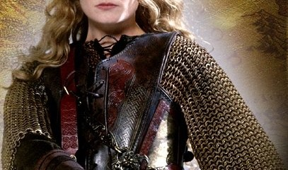 Okay, Eowyn is pretty awesome.