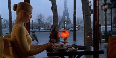 my idea of heaven is hanging out with Gwyneth in Paris. Also, I am a very sad person.