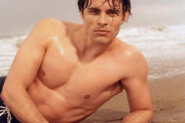 Exhibit A; Or Alexandra wanted an excuse to post pictures of James Marsden.
