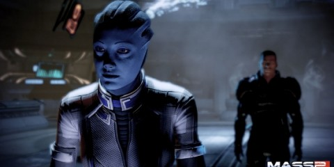 Liara T'Soni. Who went from most irritating to most bad ass character ever.