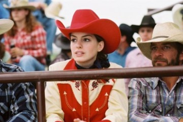 What? She was a rodeo queen!