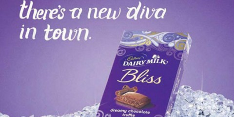yeah. that's a little racist, Cadbury.
