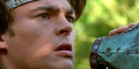 Look how bored he is! Karl Urban is SO BORED with elaborate murder.