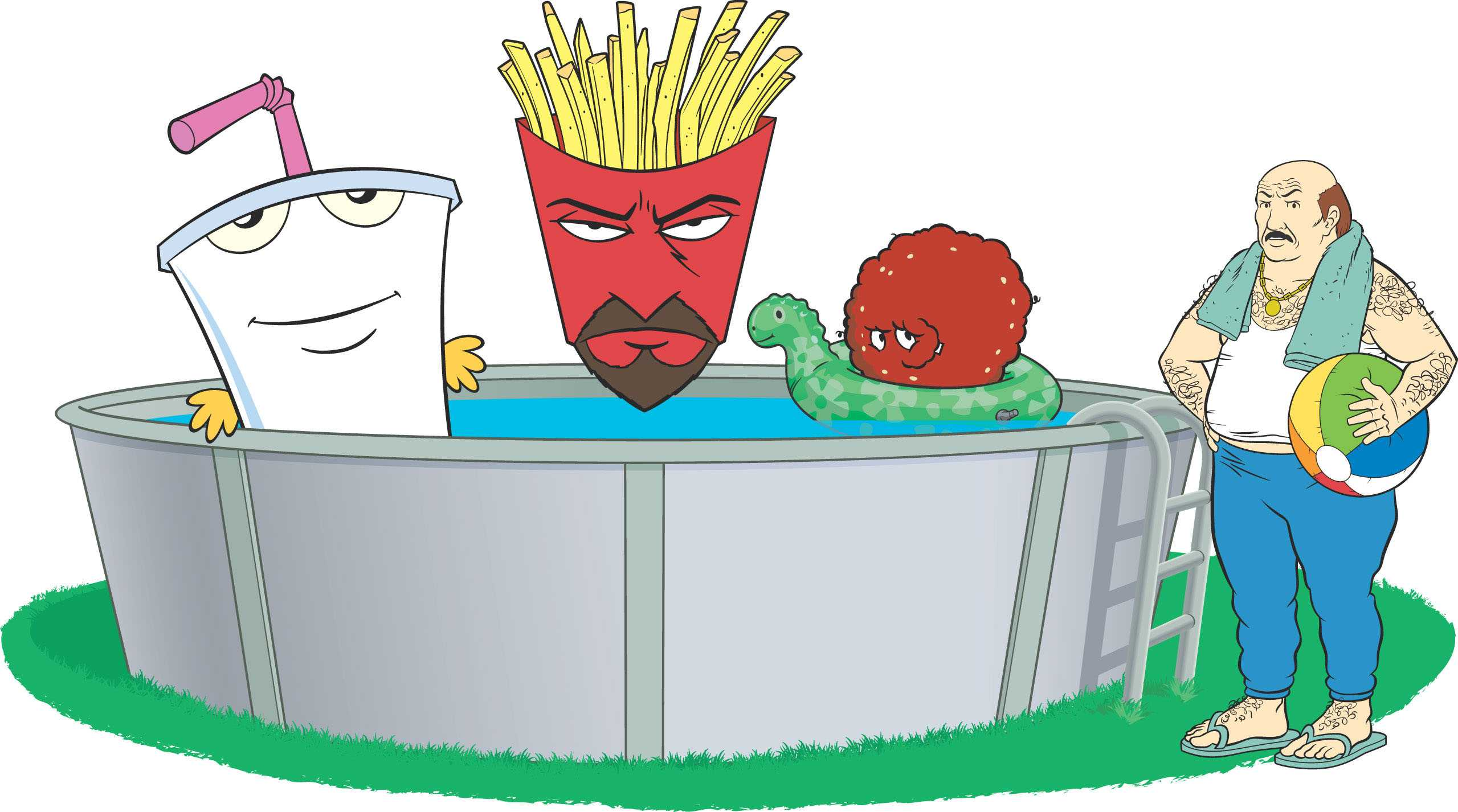 Youtube Aqua Teen 78
