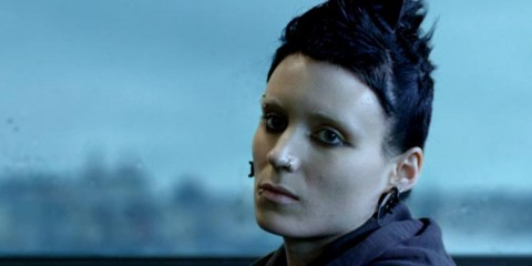 The Girl With The Dragon Tattoo Banner