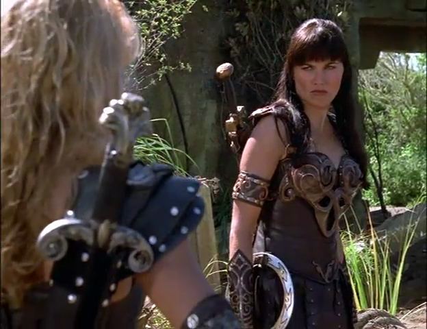 Opinion you callisto and xena gabrielle messages
