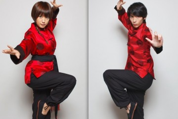 ranma one and two