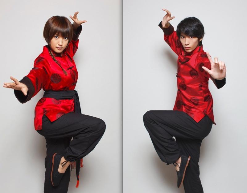 Live! It's Rurouni Kenshin and Ranma 1/2!