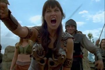 Dark Xena how we've missed you.