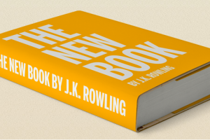 new book jk rowling