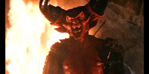 If Tim Curry runs hell, sign me up!