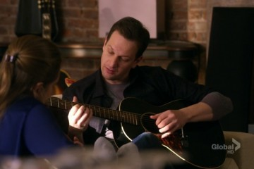 I'm just putting this up here because we all need more guitar playing Josh Charles in our life.