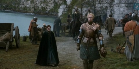 Brienne is perfect, also HOW SHORT IS EVERY OTHER PERSON ON THIS SHOW?