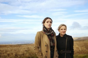 Scott and Bailey.