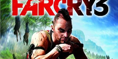 The cover of Far Cry 3, which adds some weirdly racist and colonial vibes to the AAA game.
