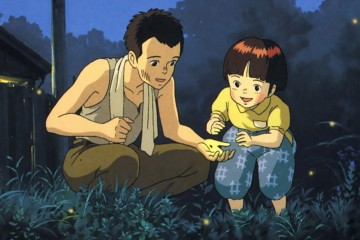 Seita and Setsuko in a film that could wrench empathy from a sociopath.