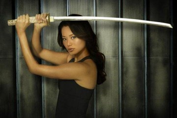 This is Chung in the crackalicious Samurai Girl. It was 6 hours of ABC Family WTFuckery.