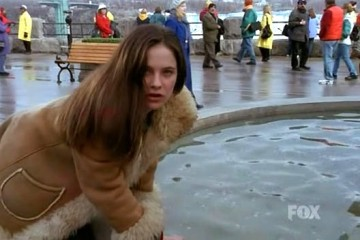 She also just starred in Off The Map but Wonderfalls is way better.