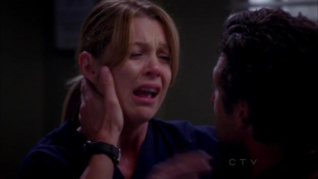 Grey's Anatomy 9x12 - Shattered Meredith