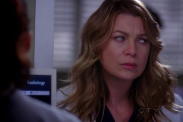 Grey's Anatomy 9x13 - Mer Thinking They WERE Mopey