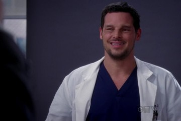 Grey's Anatomy 9x14 - Awkward Alex