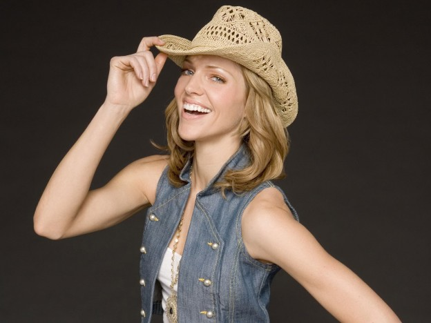 This is not even remotely what a Texas Ranger would wear but it was the only image I could find of Helfer in anything close to an actual cowboy hat.