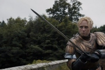 Brienne of Tarth is better than you