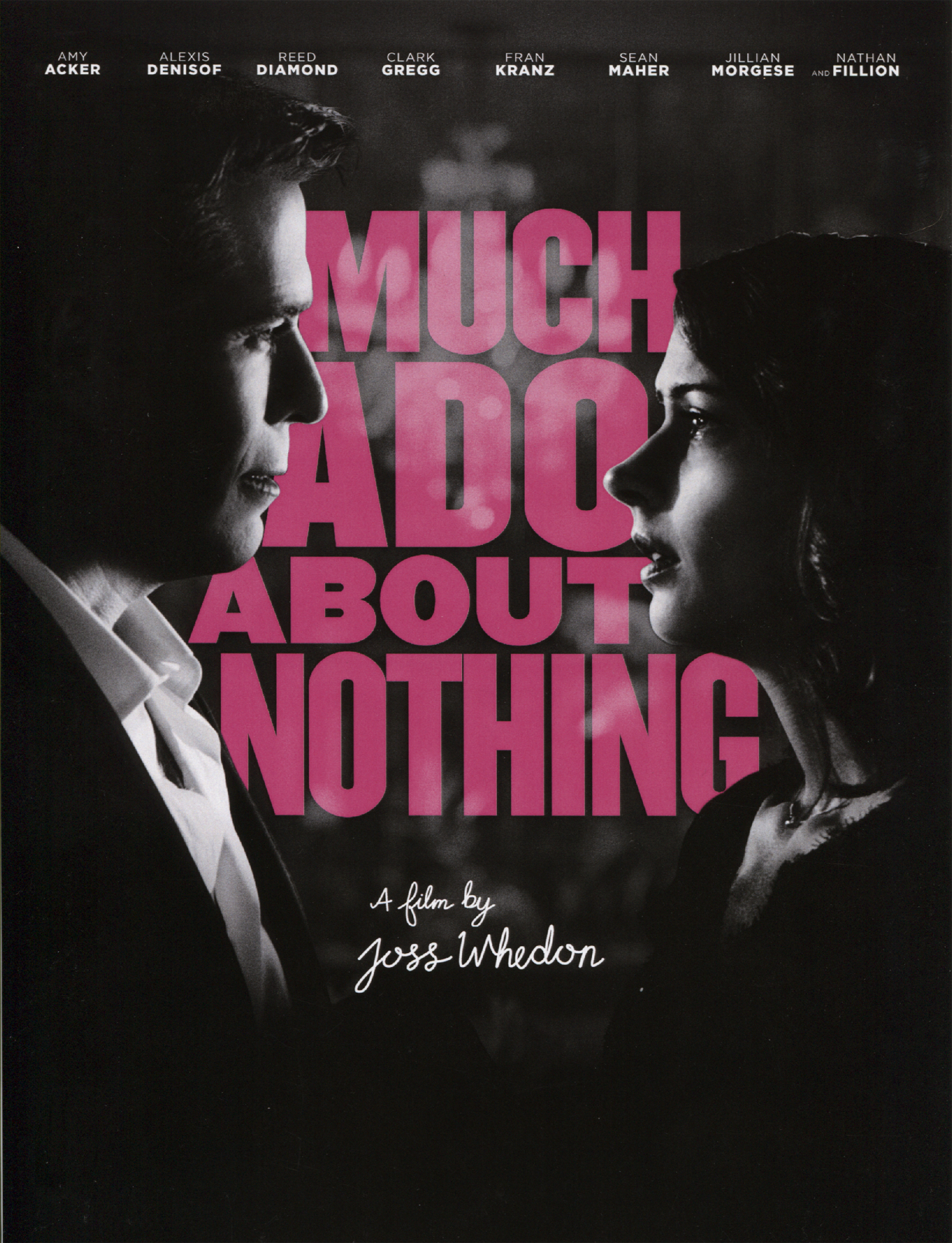 Much Ado About Nothing Whedon