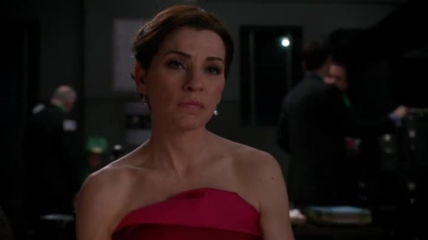 The Good Wife 4x18 - Sad Alicia