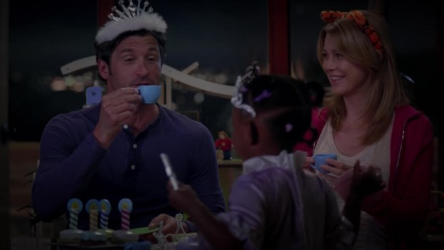 Grey's Anatomy 9x22 - Tea Party