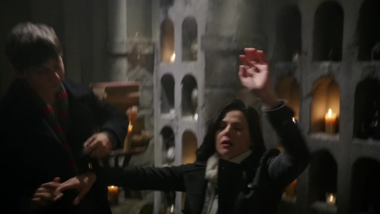 OUAT 310 Fainting Spell