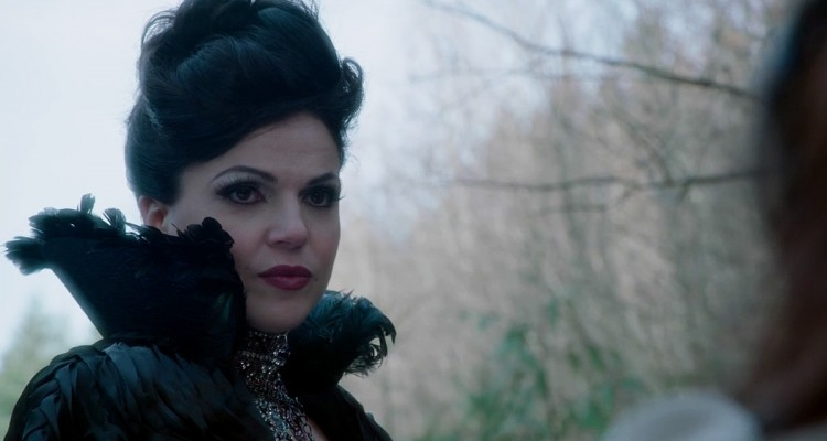 Once Upon A Time 312 Angry Regina