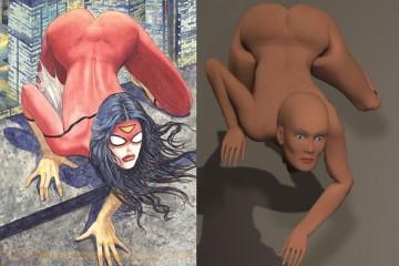 Milo-Manara-Spiderwoman-3D-edit