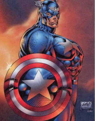 rob liefeld captain america