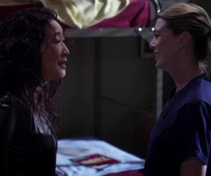 Greys Anatomy 1024 Meredith and Cristina Goodbye