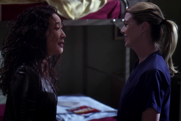 Greys Anatomy 1024 Meredith and Cristina Goodbye