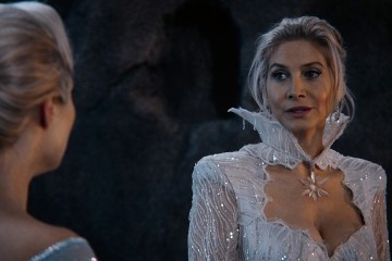 OUAT 403 Elizabeth Mitchell Snow Queen