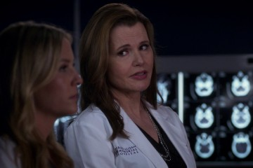 Greys Anatomy 1106 Geena Davis