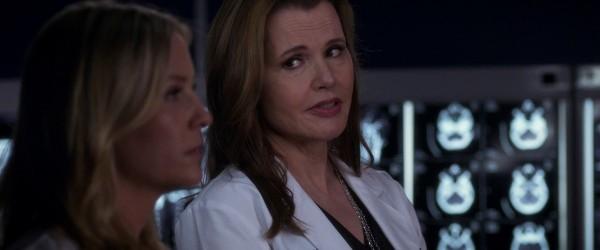 Greys Anatomy 1106 Geena Davis