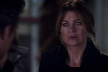 Greys Anatomy 1108 Poor Meredith