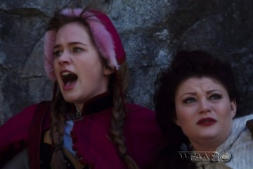 OUAT 406 Belle and Anna