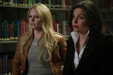 OUAT - SwanQueen Is Shocked