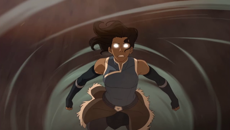Legend of Korra BAMF AVATAR
