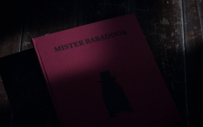 The Babadook, the book from the eponymous film.