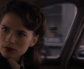 Peggy Carter, The First Avenger