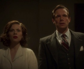Agent Carter - Peggy and Jarvis in the Clink