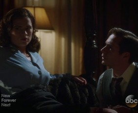 Agent Carter is but a woman