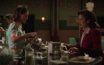 Peggy and Angie Cartinelli