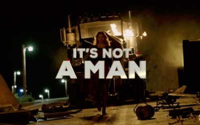 Supergirl 2015 Trailer